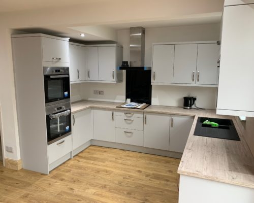 image of fitted kitchen for joinery website